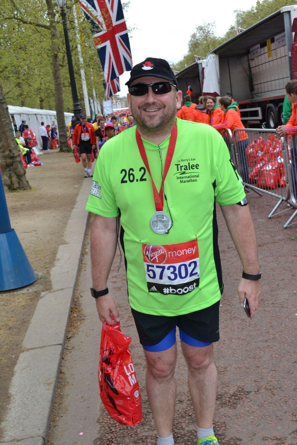 Marathon End