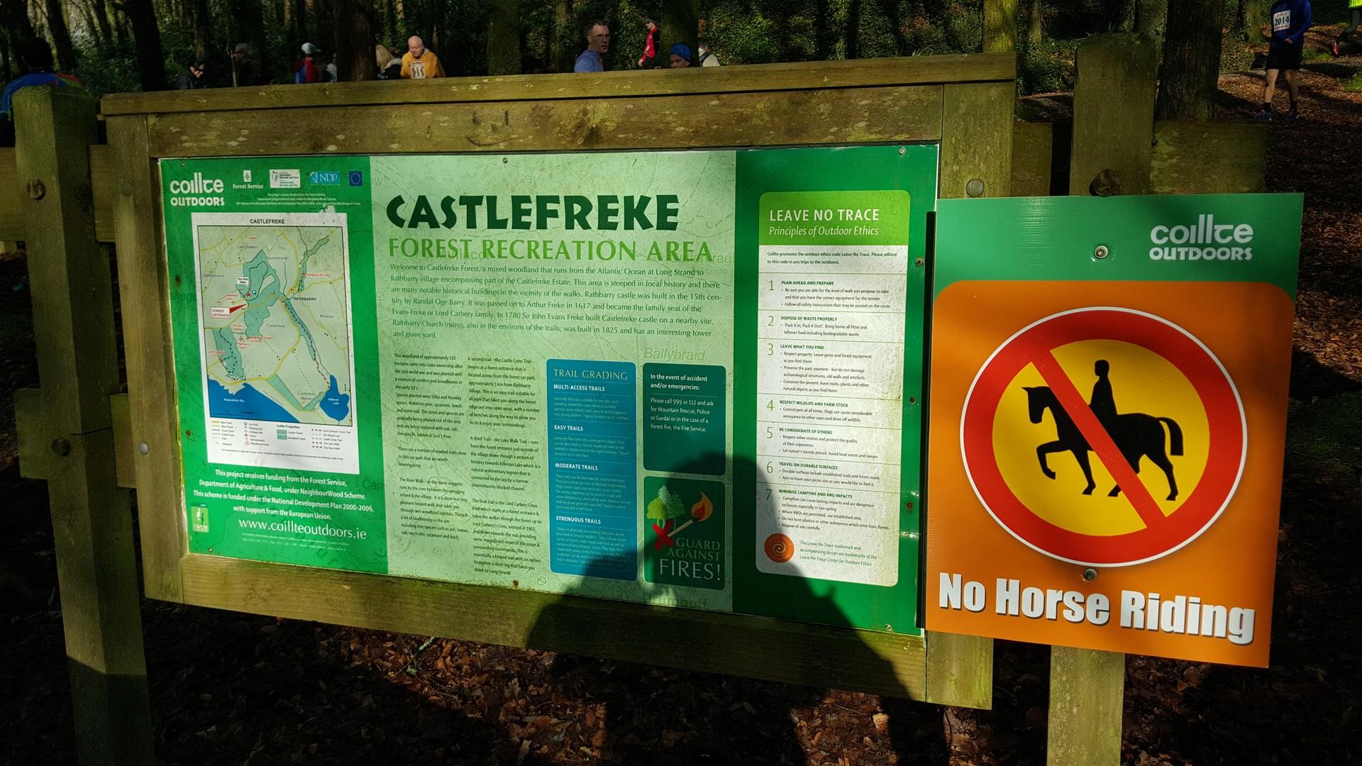Castlefreke Forest