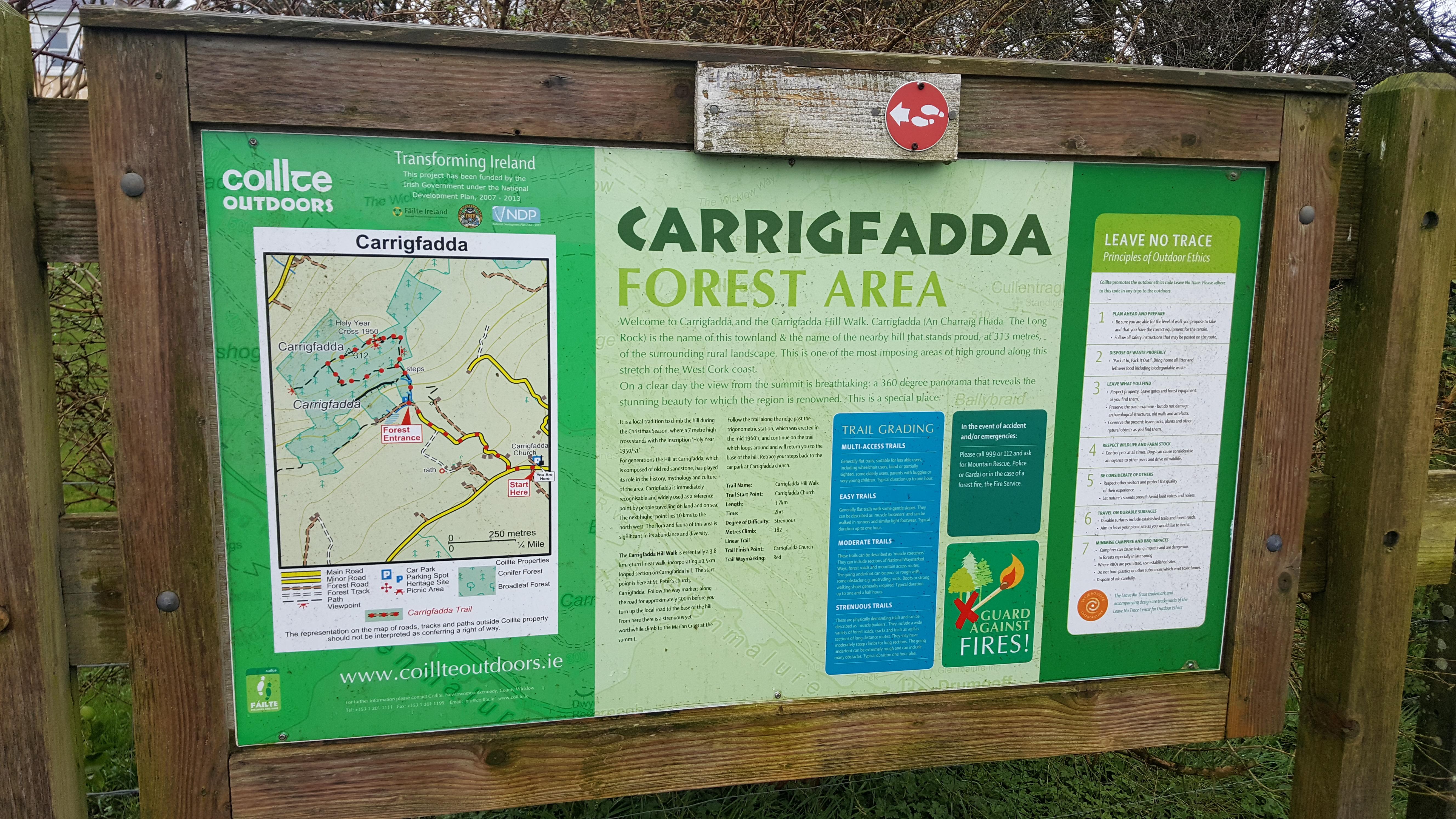 Carrigfadda 1